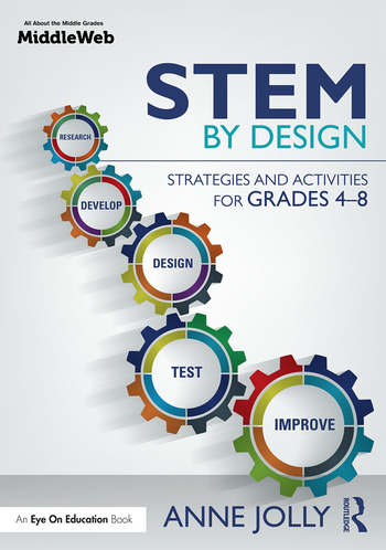 STEM by Design Strategies and Activities for Grades 4-8 book cover