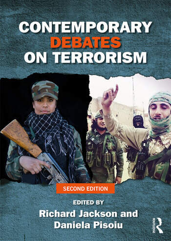 Contemporary Debates on Terrorism book cover