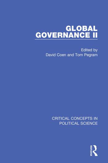 Global Governance II book cover