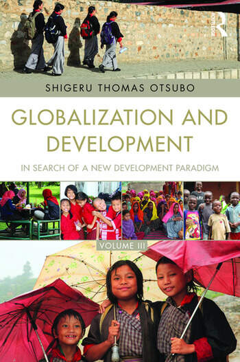 Globalization and Development Volume III In search of a new development paradigm book cover
