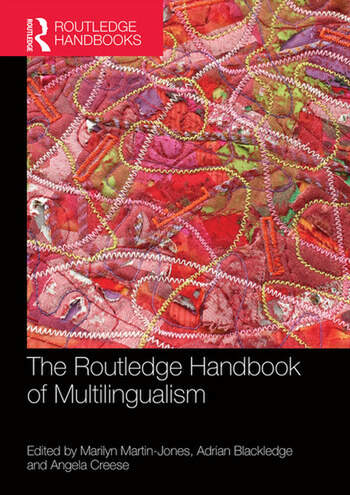 The Routledge Handbook of Multilingualism book cover