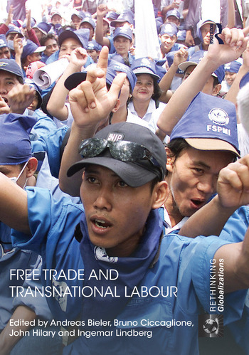 Free Trade and Transnational Labour book cover