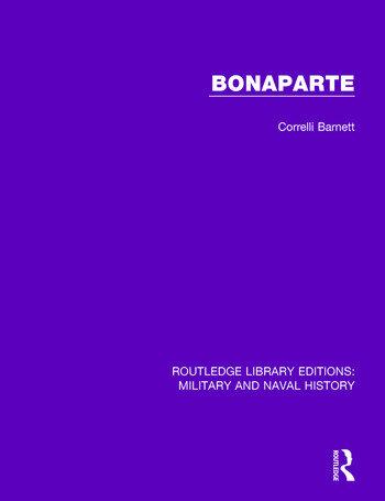 Bonaparte book cover