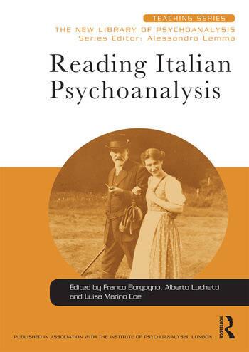 Reading Italian Psychoanalysis book cover