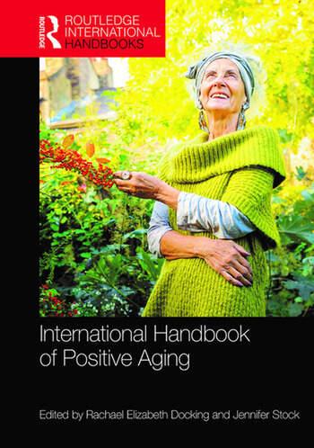 International Handbook of Positive Aging book cover
