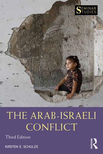 The Arab-Israeli Conflict book cover
