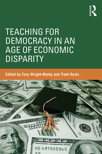 Teaching for Democracy in an Age of Economic Disparity book cover