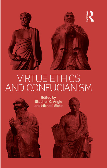 Virtue Ethics and Confucianism book cover