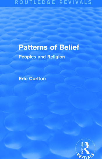Patterns of Belief Peoples and Religion book cover