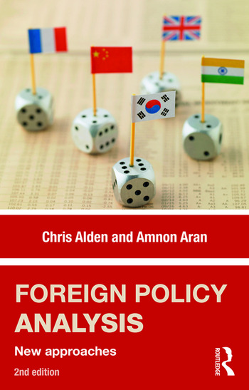 Foreign Policy Analysis New approaches book cover