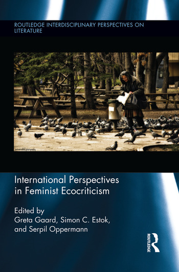 International Perspectives in Feminist Ecocriticism book cover