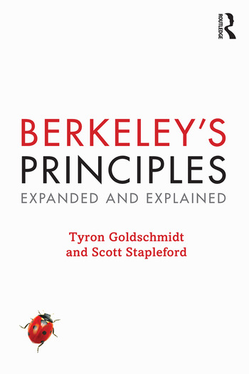 Berkeley's Principles Expanded and Explained book cover