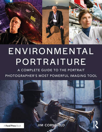 Environmental Portraiture A Complete Guide to the Portrait Photographer's Most Powerful Imaging Tool book cover