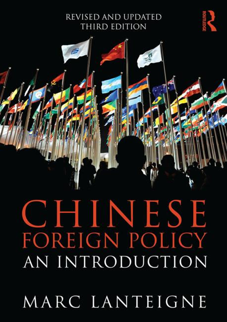 Chinese Foreign Policy An Introduction book cover