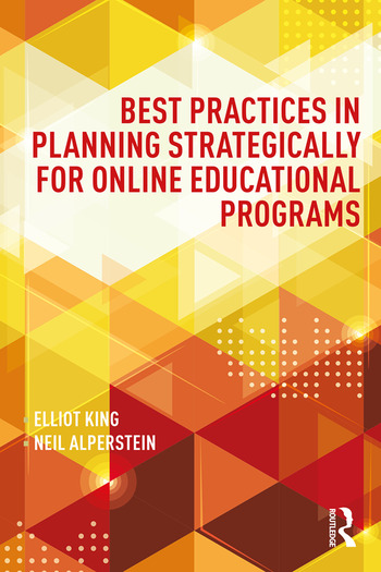 Best Practices in Planning Strategically for Online Educational Programs book cover