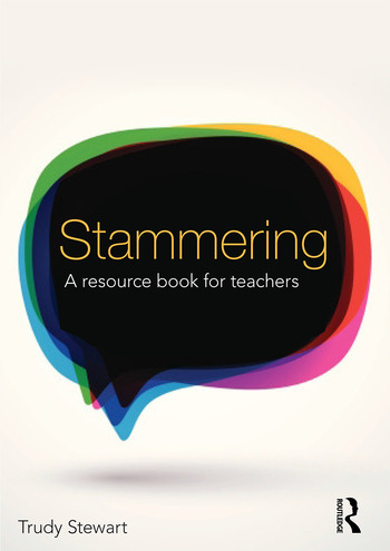 Stammering A resource book for teachers book cover