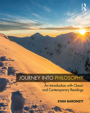 Journey into Philosophy An Introduction with Classic and Contemporary Readings book cover