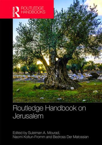 Routledge Handbook on Jerusalem book cover