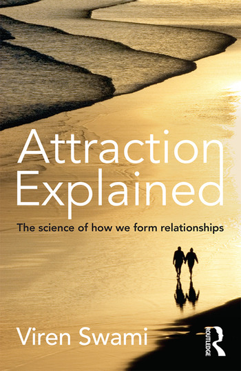 Attraction Explained The science of how we form relationships book cover
