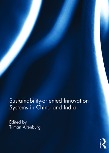Sustainability-oriented Innovation Systems in China and India book cover