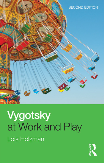 Vygotsky at Work and Play book cover