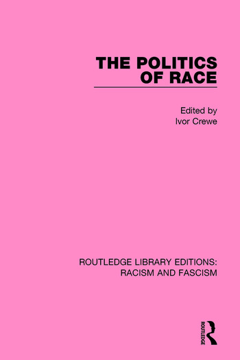 The Politics of Race book cover
