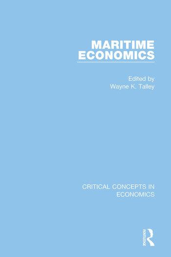 Maritime Economics book cover
