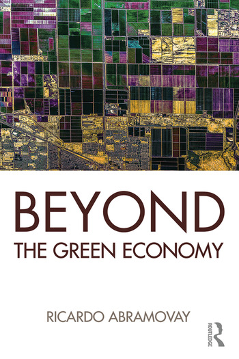 Beyond the Green Economy book cover