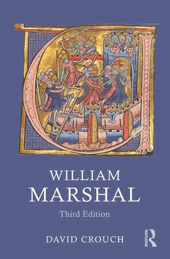 William Marshal book cover