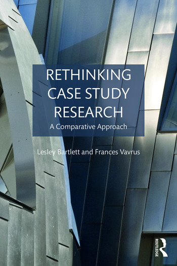 Rethinking Case Study Research A Comparative Approach book cover