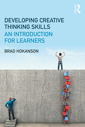 Developing Creative Thinking Skills An Introduction for Learners book cover