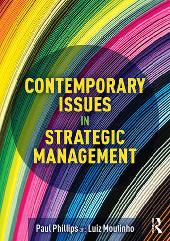 Contemporary Issues in Strategic Management book cover