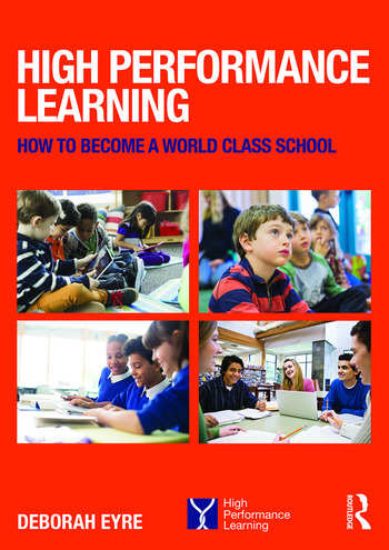 High Performance Learning How to become a world class school book cover