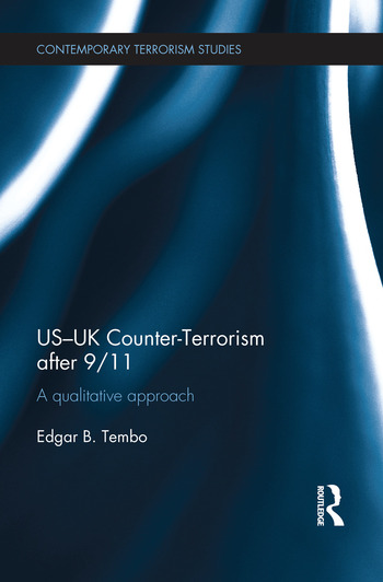 US-UK Counter-Terrorism after 9/11 A qualitative approach book cover
