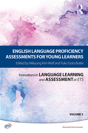 English Language Proficiency Assessments for Young Learners book cover