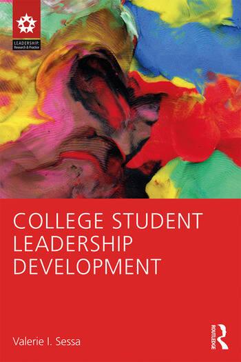 College Student Leadership Development book cover