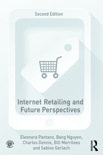 Internet Retailing and Future Perspectives book cover