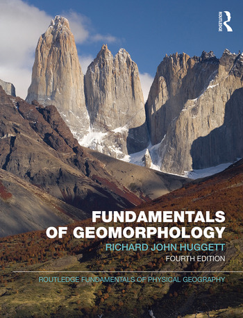Fundamentals of geomorphology 4th edition paperback routledge fandeluxe Images