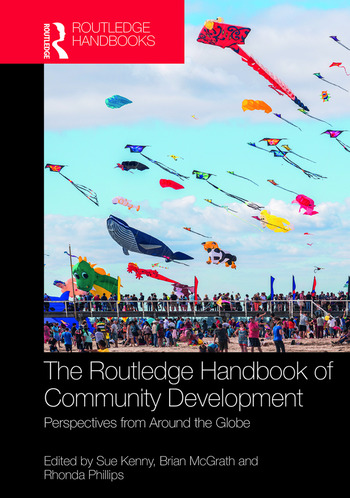 The Routledge Handbook of Community Development Perspectives from Around the Globe book cover