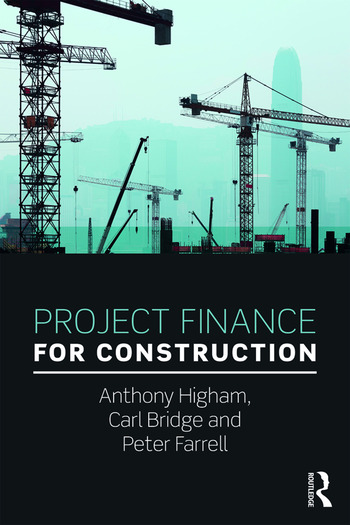 Project Finance for Construction book cover