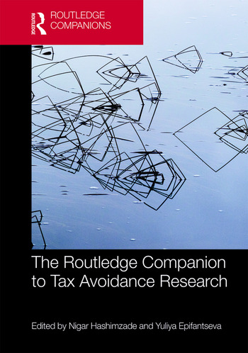The Routledge Companion to Tax Avoidance Research book cover