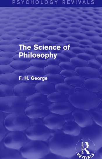 The Science of Philosophy book cover