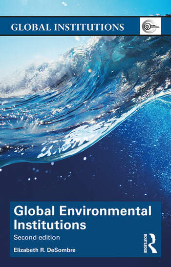 Global Environmental Institutions book cover