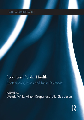 Food and Public Health Contemporary Issues and Future Directions book cover