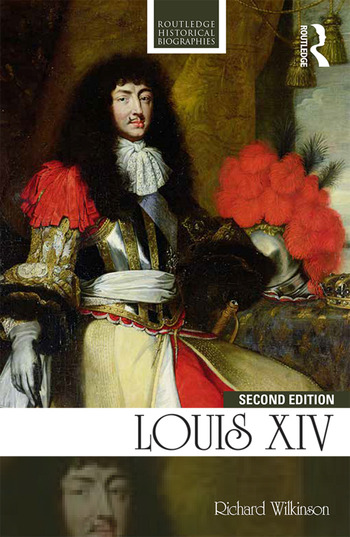 Louis XIV book cover
