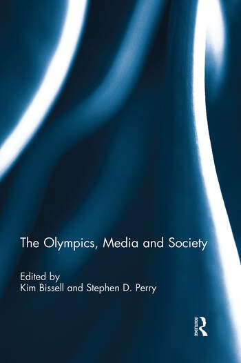 The Olympics, Media and Society book cover