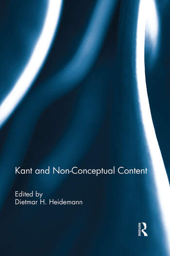 Kant and Non-Conceptual Content book cover