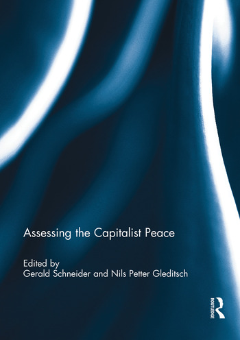 Assessing the Capitalist Peace book cover