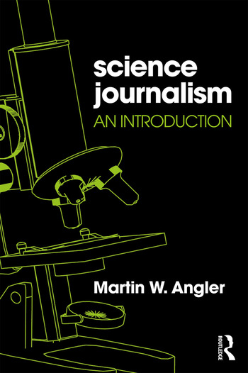 Science Journalism An Introduction book cover