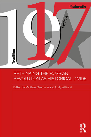 Rethinking the Russian Revolution as Historical Divide book cover